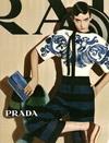Prada 2011春夏广告大片