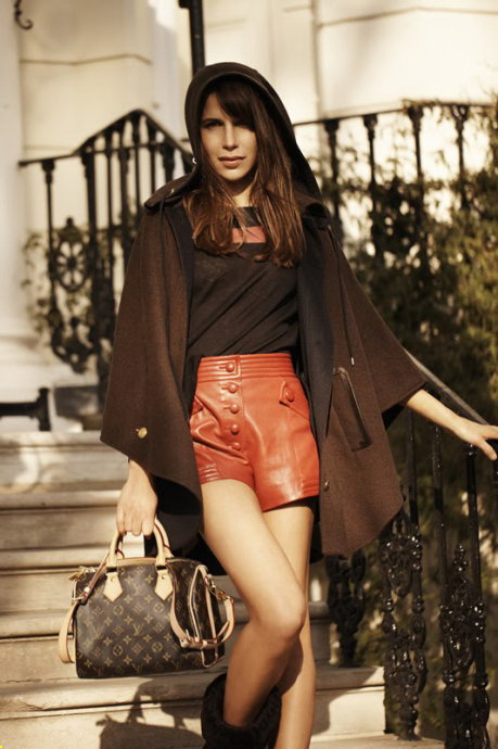 Louis Vuitton 2011年 女包广告高清图片