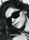 Chanel 2011春夏太阳镜广告