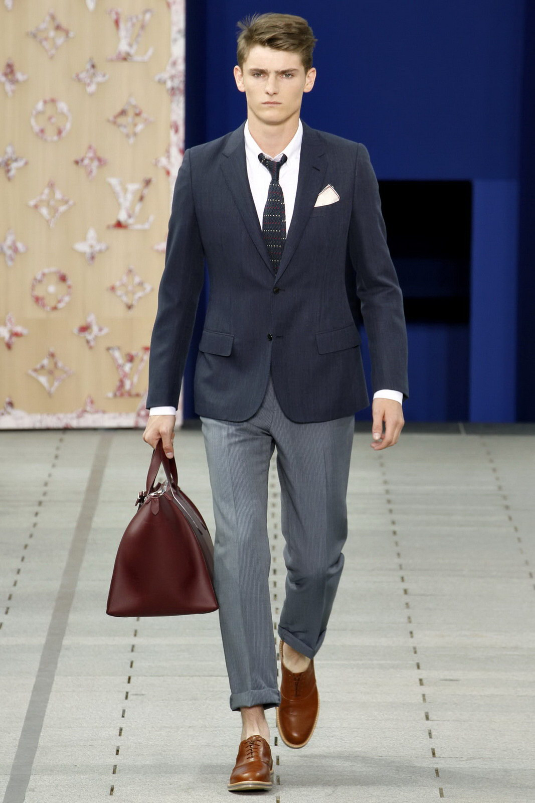设计 高仿/Louis Vuitton 2012春夏男装