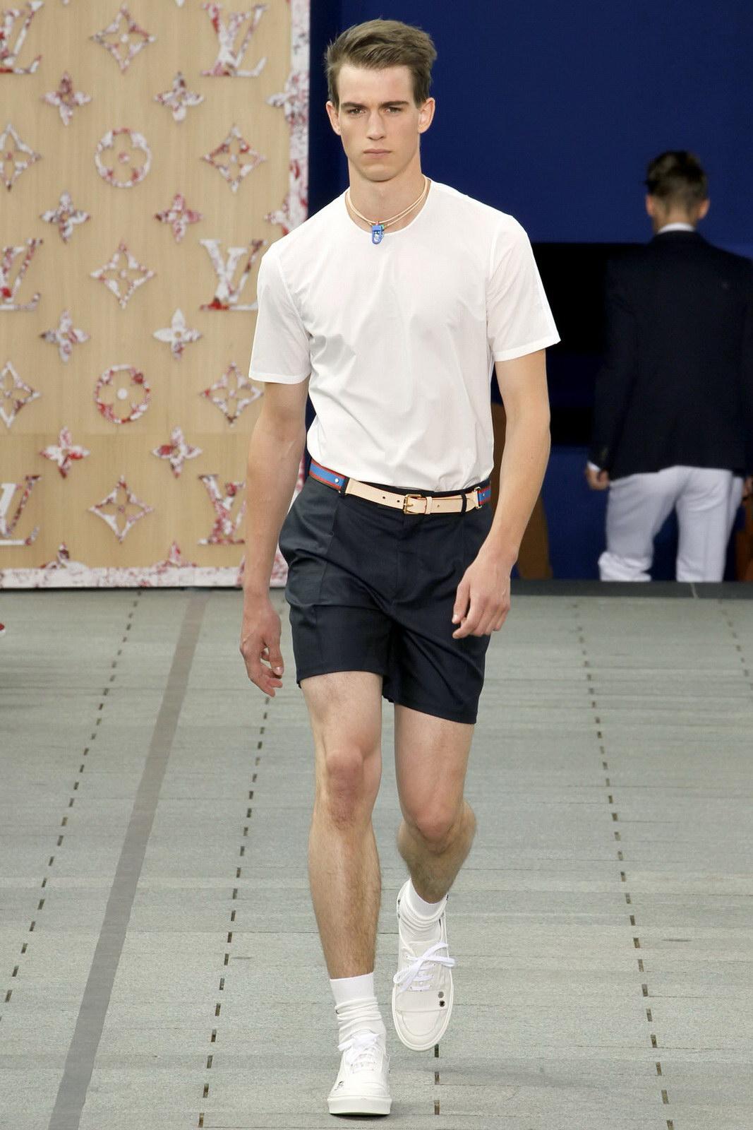巴黎 春夏男装/Louis Vuitton 2012春夏男装