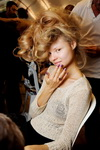 Christian Dior 2011秋冬高级定制后台