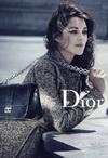 Christian Dior Lady手袋2011广告