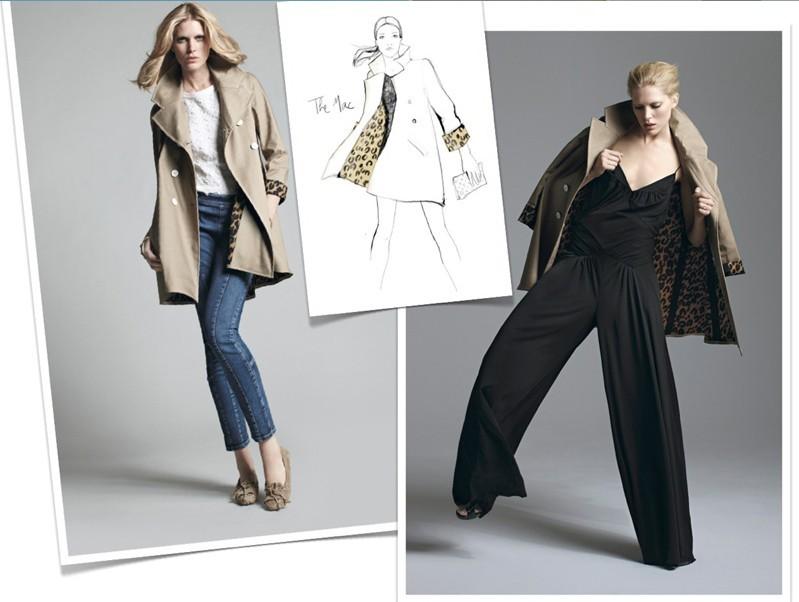 Louis Vuitton icons 系列女装Lookbook高清图片