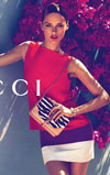 Gucci Cruise 2012广告