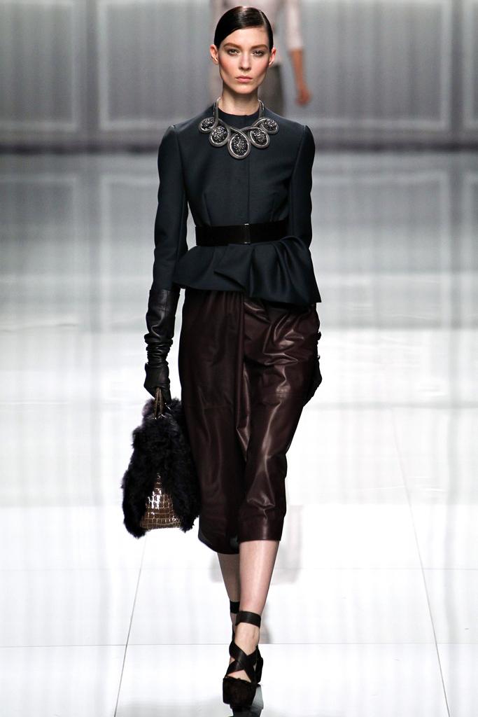 秋冬 巴黎 迪奥/Christian Dior 2012秋冬成衣