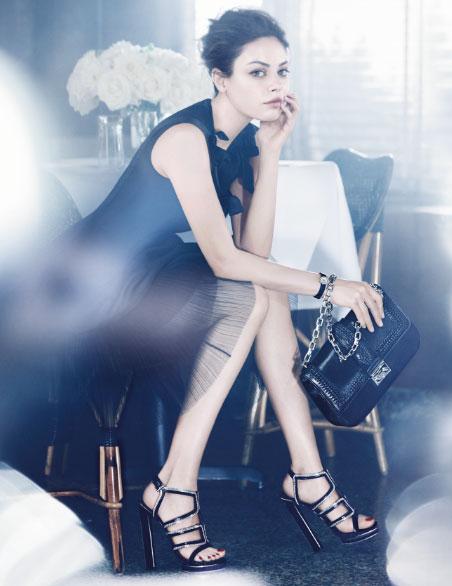 Dior 2012春夏广告 高清图片