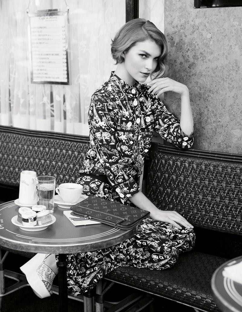 Louis Vuitton 2012春夏广告 高清图片