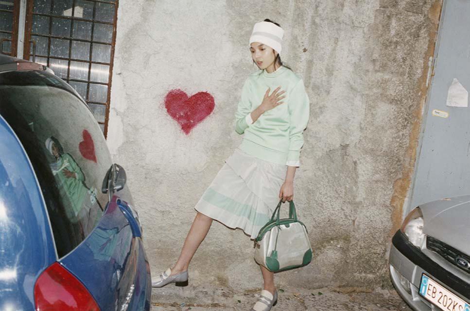 Marc Jacob 2012春夏广告 高清图片