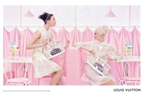 Louis Vuitton 2012度假系列Look Book 高清图片