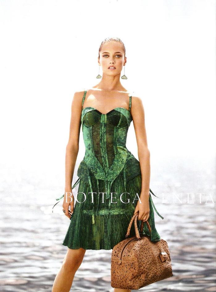 Bottega Veneta 2012春夏广告 高清图片