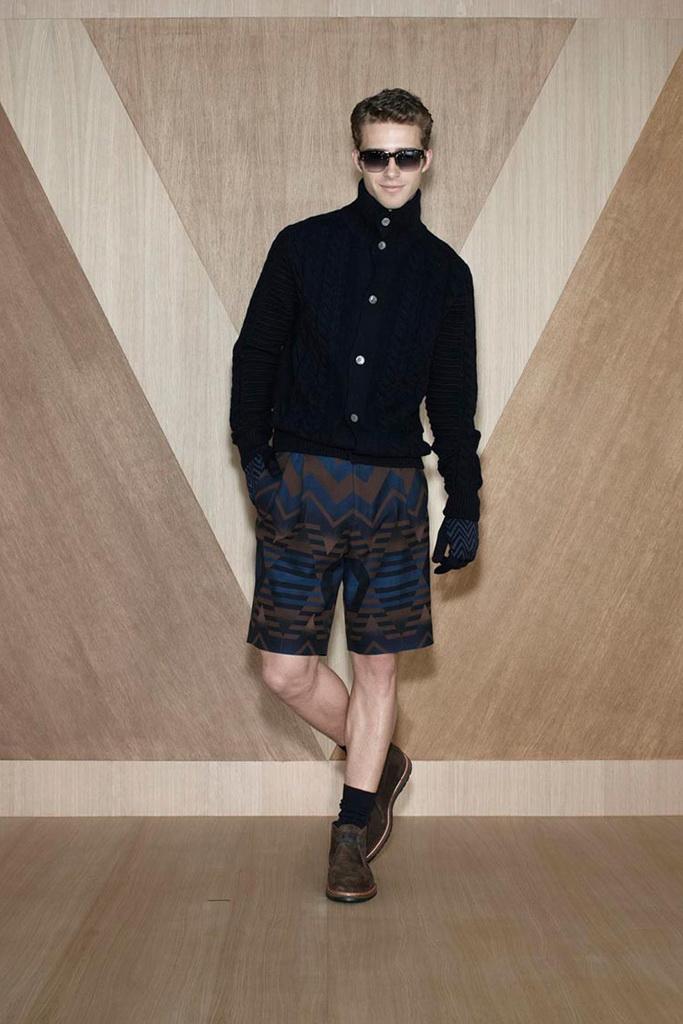Louis Vuitton 2012秋冬Lookbook高清图片