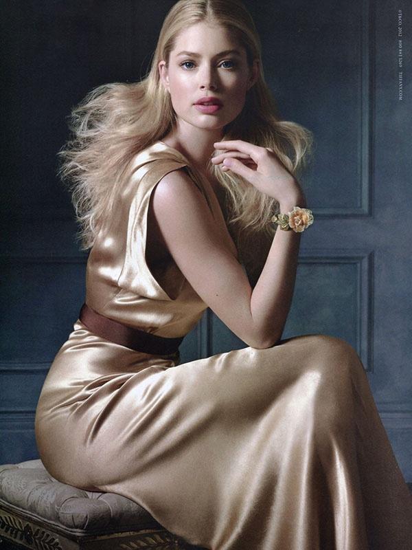 Tiffany & Co. 2012年假日广告高清图片