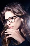 Chanel 2012秋冬系列眼镜广告