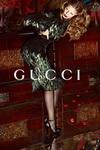 Gucci 2012秋冬系列广告