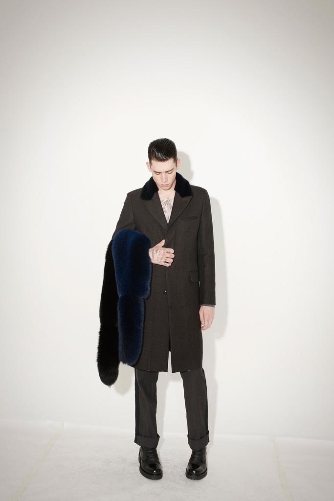 Marc Jacobs 2013秋冬男装秀场图集高清图片