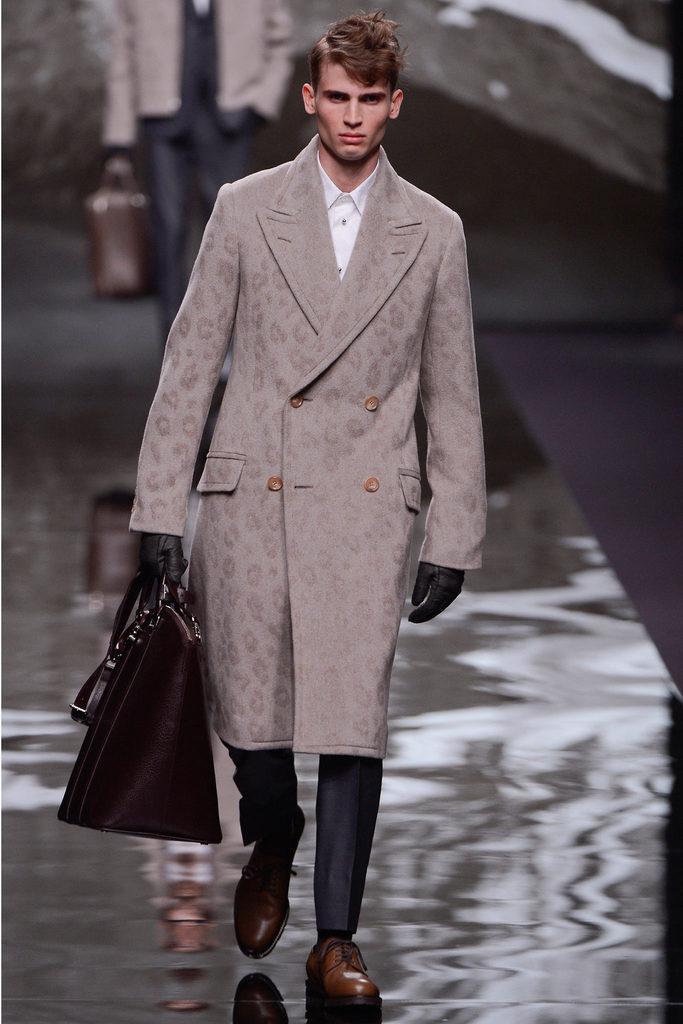 Louis Vuitton 2013秋冬男装秀场图集高清图片