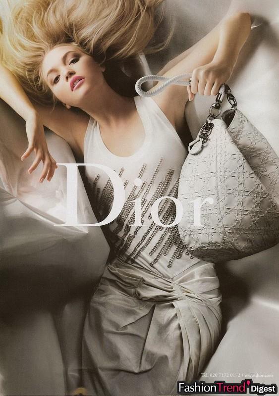 Dior 2007春夏广告高清图片