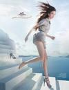 Hermès 2010春夏广告