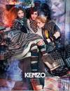 KENZO 2009秋冬广告